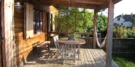 Gîte du Bollenberg Terrasse