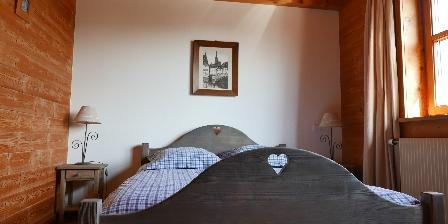 Gîte du Bollenberg Chambre lit double