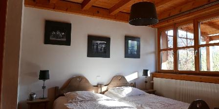 Gîte du Bollenberg Chambre à 2 lits simples