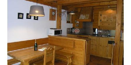 Gîte du Bollenberg Cuisine et coin repas