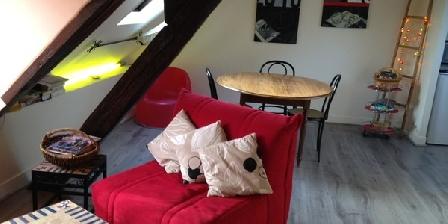 Chez Vous Chez Vous, Gîtes Maisons-Laffitte (78)