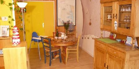 Les Comptoirs Appartement meublé les comptoirs, Gîtes Saint Malo (35)