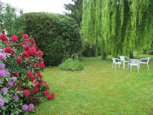 Le Cottage - Chambres d'hôtes en Essonne - près Paris Versailles., Chambres d`Hôtes Bures Sur Yvette (91)