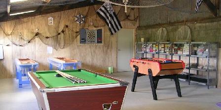 Gîte Ty Braz Salle de jeux