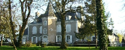 Chambre d'hotes Château de la Montchevalleraie