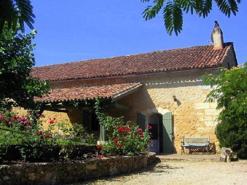 La Martinette, Chambres d`Hôtes Villamblard (24)
