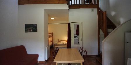 Domaine des Compouzines Living Room