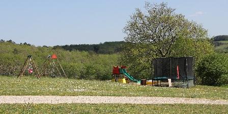 Domaine des Compouzines Children's play area