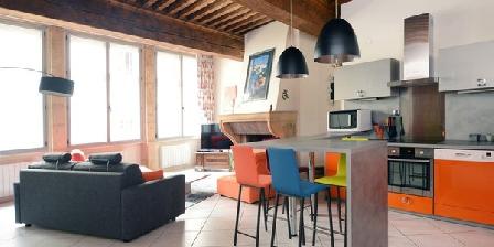 Urbansejour Urbansejour, Chambres d`Hôtes Lyon (69)