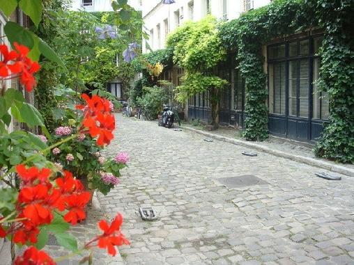 Chambre d'hote Paris - Chambre d'hôte de charme Bastille, Chambres d`Hôtes Paris (75)
