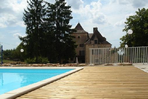 Chambre d'hote Lot - Domaine du Terrou, Chambres d`Hôtes Gramat (46)