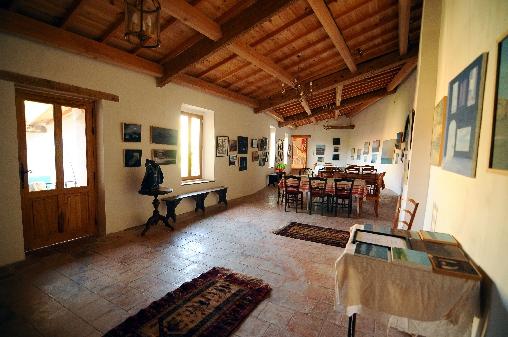 Chambre d'hote Hérault - salle activités 2eme étage