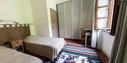 Le Couvent Chambre 3 bis  lits jumelables