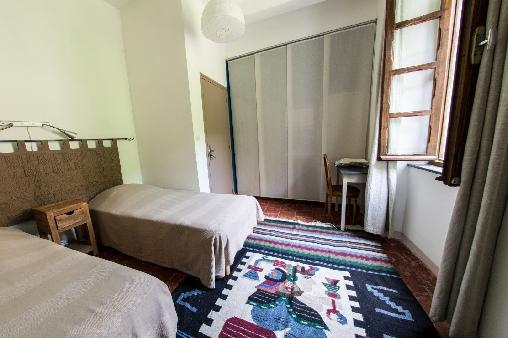 Chambre d'hote Hérault - chambre 3 bis  lits jumelables