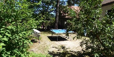 La Maison dans la Forêt  Jeux de plein air