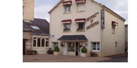 Hôtel St Jacques ** Hôtel St Jacques **, Chambres d`Hôtes Chinon (37)