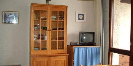 Gîte Grandjean Huguette Studio Alpes du Sud  Pra- Loup, Chambres d`Hôtes Pra- Loup (04)