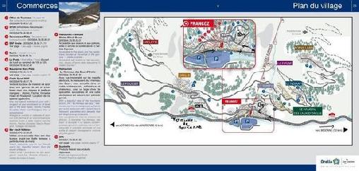 Location-vacances à Orelle-SAVOIE, Gîtes Orelle,  Francoz (73)