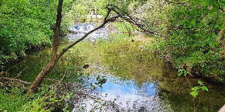 Aire de la Séranne Rivière la buèges