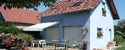 Cottage La Maison Bleue