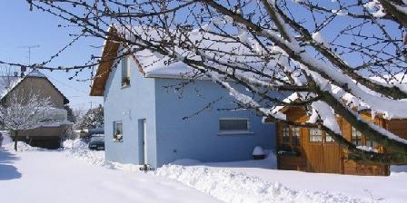 La Maison Bleue La Maison Bleue, Gîtes Oberhergheim (68)