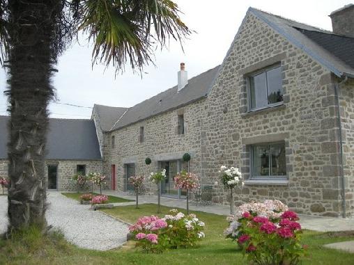 Clémasine, Chambres d`Hôtes Montfarville (50)