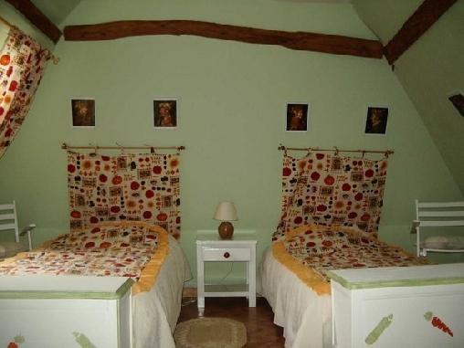 Aux Legumes d'Antan, Chambres d`Hôtes Offin (62)