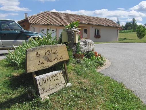 Chambre d'hote Meuse - Le Patio du Brouillon, Chambres d`Hôtes Lahaymeix (55)