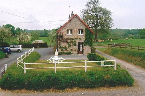 Les Gîtes de la Bergerie, Chambres d`Hôtes Marigny (50)