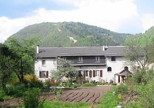 Chemin de Diesles, Chambres d`Hôtes Saint-Claude (39)