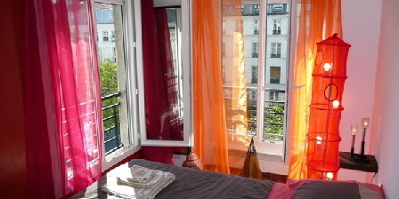 Folie République Appartement D'hôtes Folie République, Chambres d`Hôtes Paris (75)