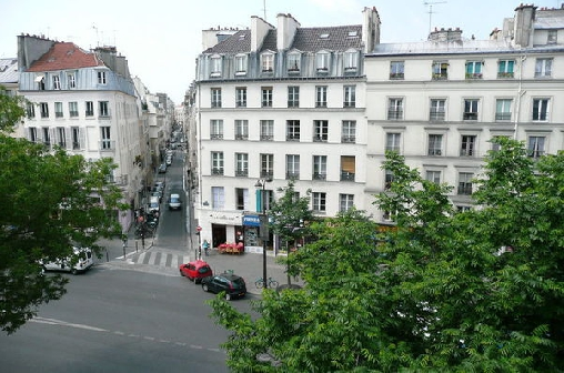 Chambre d'hote Paris - Appartement D'hôtes Folie République, Chambres d`Hôtes Paris (75)