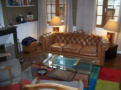Chambre d'hote Seine-Maritime - Famille Blondel, Chambres d`Hôtes Saint Saens (76)