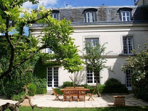 La Villa Trianon, Chambres d`Hôtes Versailles ( Le Chesnay) (78)