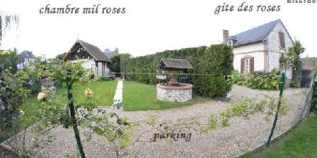 Gite des Roses eure Gite des Roses eure, Chambres d`Hôtes Andé (27)