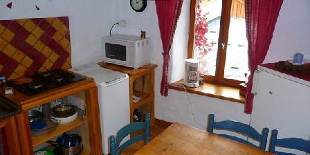 Chez Michel Chez Michel, Chambres d`Hôtes Sainte Foy Tarentaise (73)