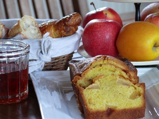 Produits frais et locaux pour les petits déjeuners