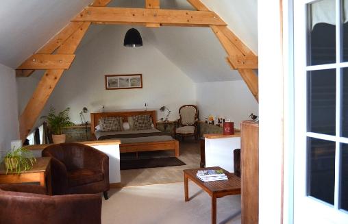 La Bristellerie, Chambres d`Hôtes Hardinvast (50)