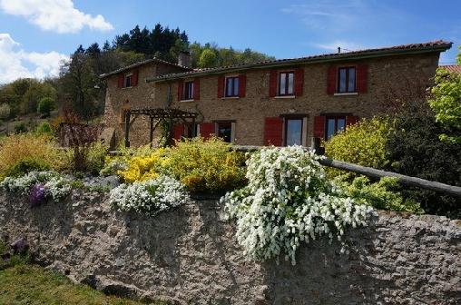 Chambre d'hote Rhône - Chambres d'Hôtes de la Ferme du Thiollet, Chambres d`Hôtes Montromant (69)