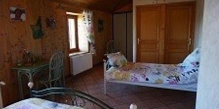 La Ferme du Thiollet Chambres d'Hôtes de la Ferme du Thiollet, Chambres d`Hôtes Montromant (69)