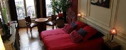 Chambre d'hotes A room in Paris