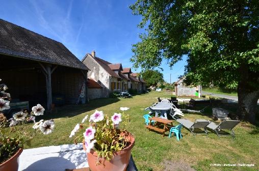 Gîte du Laurier, Chambres d`Hôtes Moulins Sur Céphons (36)