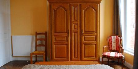 Les Closerons  Les Closerons Chambres d'hôtes, Chambres d`Hôtes Saint Sauveur Le Vicomte (50)