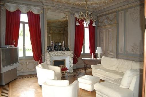 Chambre d'hote Seine-Maritime - Le Domaine de l'Abbaye, Chambres d`Hôtes Saint-Saens (76)