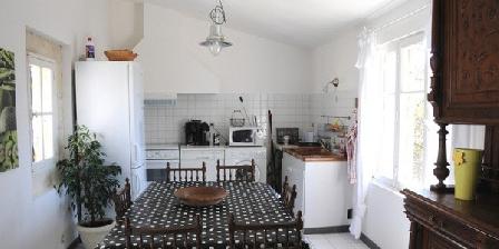La Maison de Lapparan La Maison de Lapparan, Chambres d`Hôtes Saint Drézéry (34)