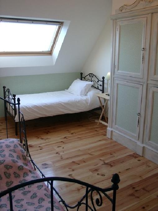 La Crepelliere, Chambres d`Hôtes Le Mesnil Garnier (50)