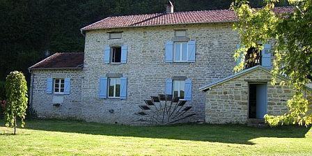 Moulin de la Papeterie Moulin de la Papeterie, Chambres d`Hôtes Leffond (70)
