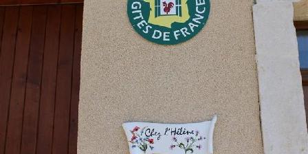 Chez l'Hélène Chez l'Hélène, Chambres d`Hôtes Circourt  Sur Mouzon (88)