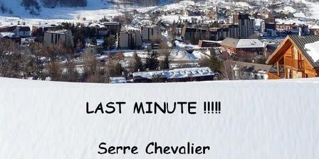 Gîte Albertin Jean Serre Chevalier à 100 m. des remontées mécaniques, Gîtes Serre Chevalier (05)