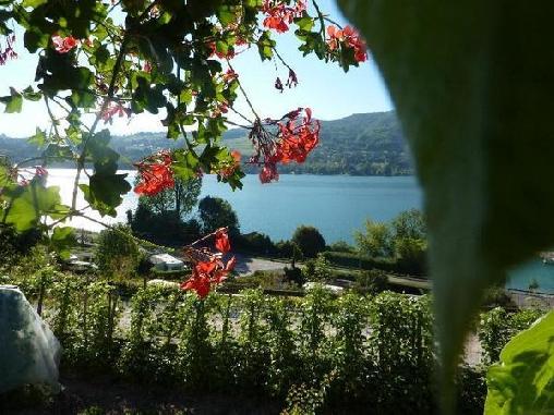 Les Balcons du Lac, Chambres d`Hôtes Le Pin (38)